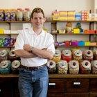 Cómo abrir una tienda de dulces