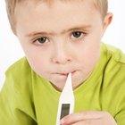 La fiebre en los niños que dura tres días o más sin ningún otro síntoma