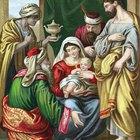 ¿Qué regalo hizo cada uno de los Reyes Magos?