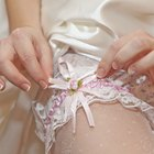 What Is the Meaning of a Wedding Garter?