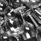 Cómo reconocer la diferencia entre vidrio y cristal