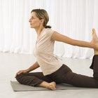 Rutina diaria de elongación para soltar las caderas