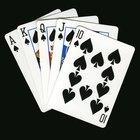 """¿Cómo jugar el juego de cartas """"guerra de restas""""?"""