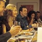 A Crazy Dinner Party Menu