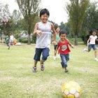 Entrenamientos de fútbol para niños de 5 años