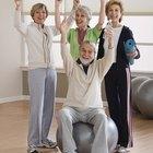 Actividades de ejercicio para ancianos
