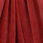 Cómo calcular la cantidad de tela para las cortinas