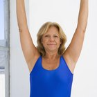 Cómo levantar pesas sin engrosar