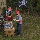 Cómo hacer una fiesta de cumpleaños de piratas y princesas