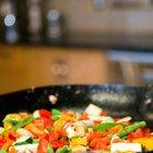 Salsa para sofrito sin utilizar salsa de soja