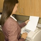 How to Send a Color Fax