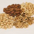 How to Store Raw Almonds & Cashews