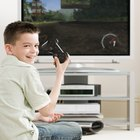 Cómo conectar una Wii a un receptor y a un TV HD