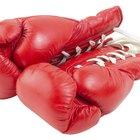 Las mejores maneras de eliminar el olor de los guantes de boxeo