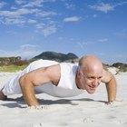Cómo desarrollar musculatura en hombres de 50 años
