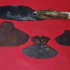 Información para niños sobre las herramientas de la Edad de Piedra
