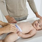 Cómo hacer pañales pequeños para recuerdo de un baby shower
