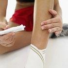 Remedios para una torcedura de tobillo
