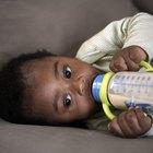 Cómo conseguir que un niño deje de beber leche en mitad de la noche