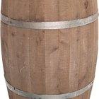 Cómo hacer un barril de madera
