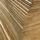 Cómo cortar la madera de balsa