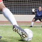 Cómo evitar que se formen ampollas mientras juegas al fútbol