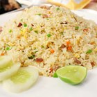 Pork Fried Rice Nutrition