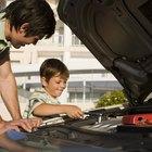 Cómo cambiar el sensor del árbol de levas en un Ford Taurus