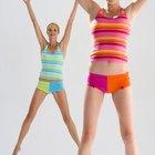 ¿Cuántos saltos tienes que hacer diariamente para bajar de peso?