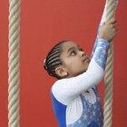 ¿Los gimnastas levantan pesas?