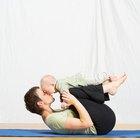 Cómo reducir la hinchazón (edema) rápidamente después del embarazo