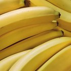 Adjust the Moisture in a Yellow Cake Mix by Using Bananas