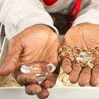 Herramientas para reparar cadenas de oro y plata