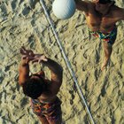 Articulaciones y músculos que se usan en el voleibol