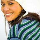 Cómo tejer al crochet una bufanda con capucha