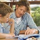 Mi hijo se derrumba y llora al hacer su tarea escolar