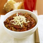 Can You Use Bottom Round Meat in Chili?