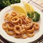 Cook Calamari in the Oven