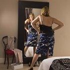 Cómo vestir para una mujer sin cintura