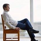 Trucos para poner firme el vientre mientras estas sentado
