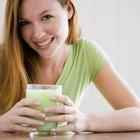 ¿Beber leche ayuda a perder peso?