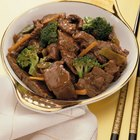 Cook Easy Chinese Beef With Broccoli Stir-Fry