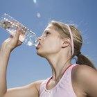 Hinchazón y gases cuando haces ejercicio