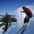 ¿Qué usar en la cara cuando haces esquí en una fuerte ventisca?