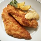 Fry Fish in Butter