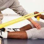 Cómo fortalecer los tendones y ligamentos