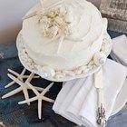 Cómo congelar un pastel antes del glaseado
