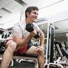 ¿El levantamiento de pesas estimula el aumento de masa ósea?