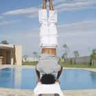 ¿Cómo puedo fortalecer mis abdominales para inversiones de Yoga?