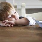 Histamina y cansancio en un niño